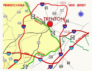 Trenton's Connected Roadways
